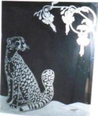 Cheetah Mirror